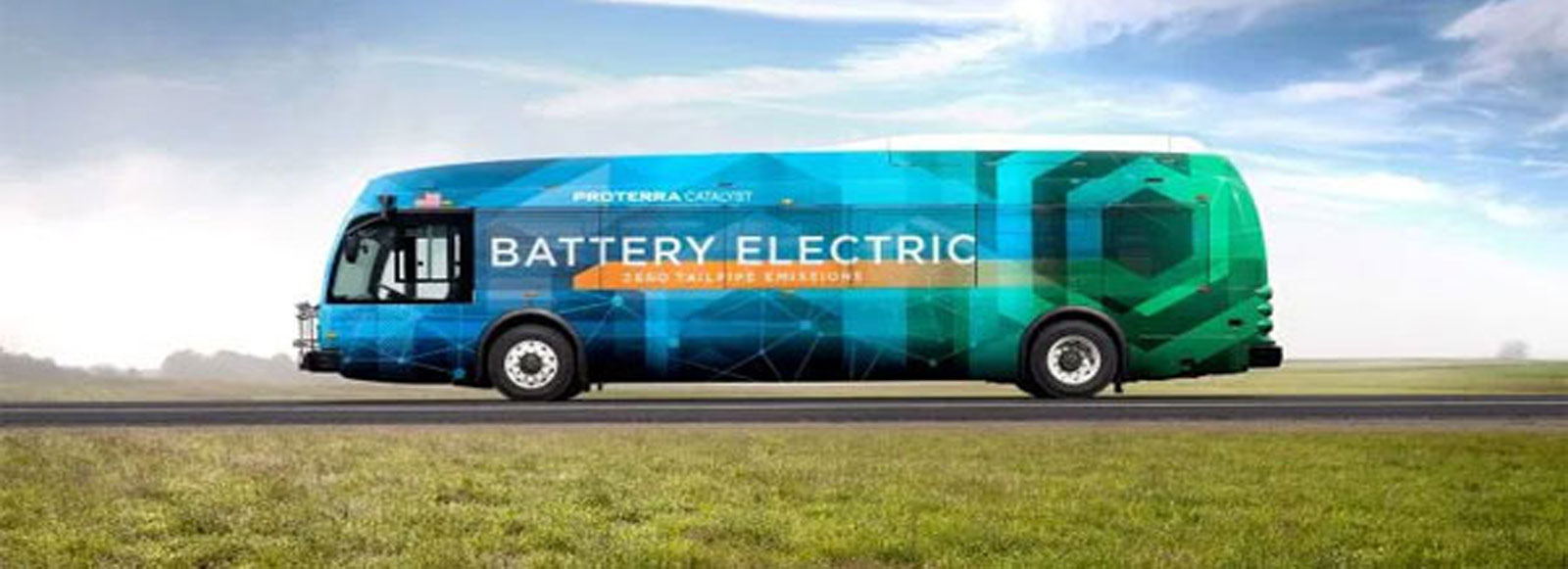 Proterra Electrical Buses